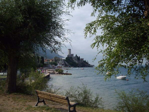 Malcesine far away